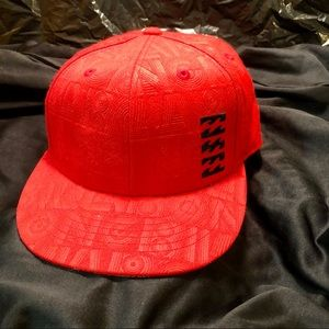Billabong Hat Billabong fitted Hat Waves Flexfit